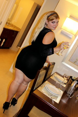 Sanja mature outcall escort
